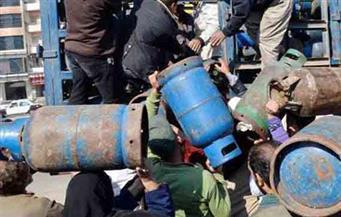 تحرير 85 قضية مواد بترولية وأسطوانات بوتاجاز خلال 4 أيام