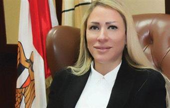 """سها سليمان تتفقد معرض """"اشتري منتج مصري"""" بوزارة الخارجية"""