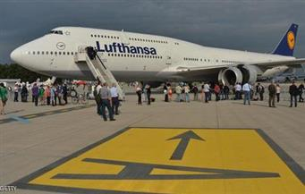 لوفتهانزا الألمانية ترفع رحلاتها بمصر إلى 41 رحلة أسبوعيا