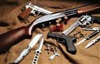 ضبط 168 قطعة سلاح ناري  بحوزة 148 متهما خلال 24 ساعة