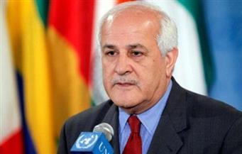 مندوب فلسطين بالأمم المتحدة يدعو المجتمع الدولي إلى دعم حق الشعب الفلسطيني في تقرير مصيره