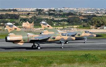 سلاح الجو الليبي يستهدف عدة مواقع في العاصمة طرابلس