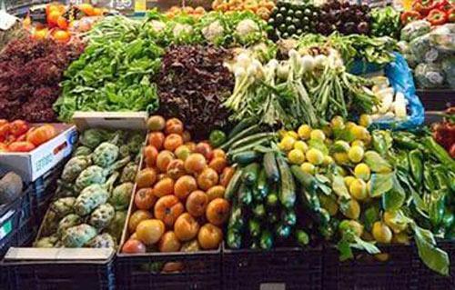 أسعار الخضراوات والفاكهة اليوم الأحد 24-6-2018 في سوق العبور -