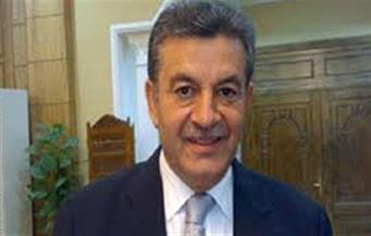 رئيس جامعة بنها يستقبل مدير أمن القليوبية لبحث التعاون المشترك