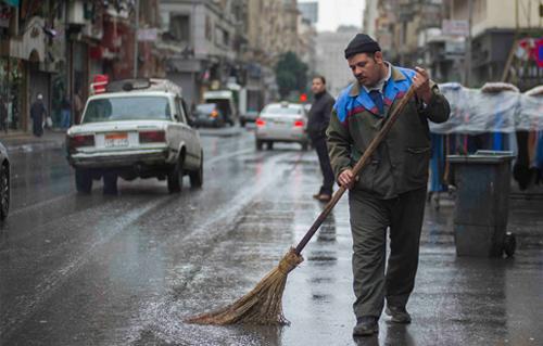الأرصاد : توقعات بسقوط الأمطار على القاهرة بداية من الثلاثاء المقبل   فيديو -