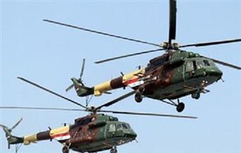 طيران الجيش العراقي يقتل 25 من داعش قرب الحدود العراقية - السورية