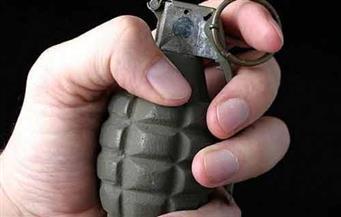 إزالة قنبلة حية من رأس جندي أطلقها زميله بالخطأ