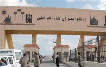 إنهاء إجراءات عبور 104 شاحنات بضائع إلى ليبيا عبر منفذ السلوم