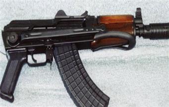 ضبط مزارع بقنا وبحوزته قطعتا سلاح جرينوف و115 طلقة نارية
