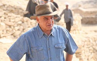 زاهي حواس: 70 % من الآثار المصرية مازالت تحت الأرض| فيديو