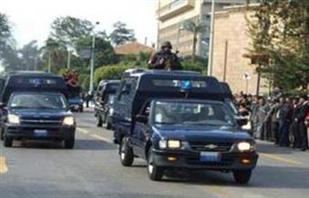استدعاء القوة الأمنية فى واقعة مقتل شخصين بالطريق الإقليمي لتهريبهما مواد مخدرة