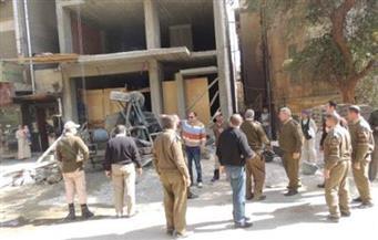 ضبط 87 قضية تموينية فى حملة أمنية بسوهاج