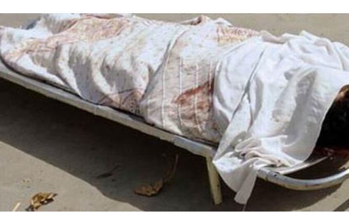 حبس فني دش لاتهامه بقتل مسنة خنقًا لسرقتها في العمرانية