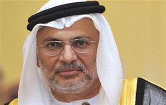 """وزير خارجية الإمارات: تطوير إيران قدراتها الصاروخية """"مقلق جدا"""""""
