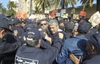 الشرطة الجزائرية تفرق مظاهرة احتجاجية لطلبة المدارس العليا