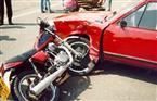مصرع شخص فى تصادم سيارة ودراجة نارية بالبحيرة