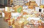 ضبط 100 طن كيماويات و82 طن مواد غذائية مغشوشة داخل 13 مصنعا غير مرخص
