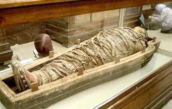 اكتشاف أول عملية جراحية لوضع مسمار معدني في الركبة في مومياء مصرية