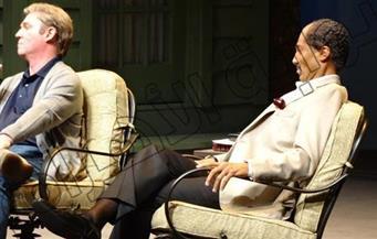 """مجسدًا شخصية الرئيس السادات.. النبوى يعرض """"كامب ديفيد """" فى كاليفورنيا"""