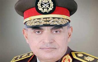 وزير الدفاع يلتقي المنتخب العسكري لكرة القدم قبل سفره لبطولة العالم بسلطنة عمان