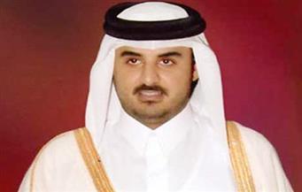"""أمير قطر ينتقد """"الخطوط الحمر"""" لأوباما من منبر الأمم المتحدة"""