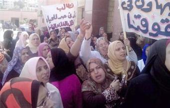 إضراب ممرضات مستشفى طنطا الجامعى عن العمل بعد أن سبهن مسئولو إدارة مستشفيات الجامعة