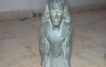 حقيقة ضبط تماثيل فرعونية ضمن متعلقات شخص قبل سفره إلى الخارج