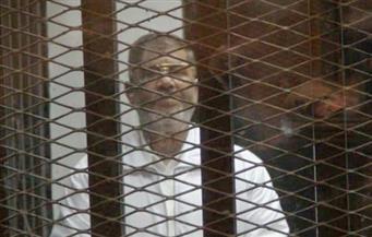 غياب حسن عبد الرحمن يؤجل محاكمة مرسي في قضية اقتحام الحدود الشرقية