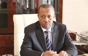 رئيس الحكومة الليبية المؤقتة يؤكد أهمية اختيار مبعوث أممي إلى ليبيا