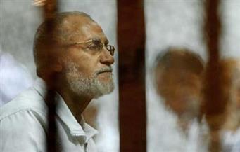 """خلال ساعات.. نظر أولى جلسات محاكمة مرشد جماعة الإخوان و78 آخرين فى """" أحداث المنصة"""""""
