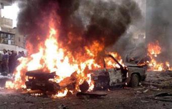مصرع وإصابة أكثر من 100 شخص في انفجار سيارة مفخخة وسط أفغانستان