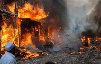 مقتل وإصابة 49 شخصا في هجوم انتحاري بمخيم لاجئين بنيجيريا