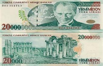الليرة التركية تهبط لأدنى مستوى منذ سبتمبر 2015 أمام الدولار