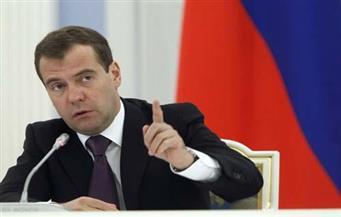 """رئيس الوزراء الروسي يرى """"فرصة"""" لعلاقات أفضل مع الرئيس الأوكراني الجديد"""