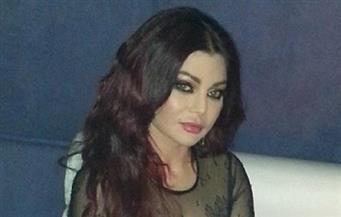 """هيفاء وهبي تصور """"أسود فاتح"""" في ضواحي بيروت"""