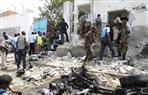 سماع دوي انفجار كبير وسط العاصمة الصومالية مقديشيو