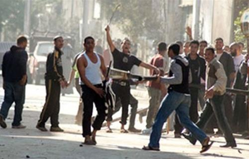 عودة الهدوء لقرية بهجورة بنجع حمادي بعد مشاجرة بين عائلتين بالأسلحة النارية