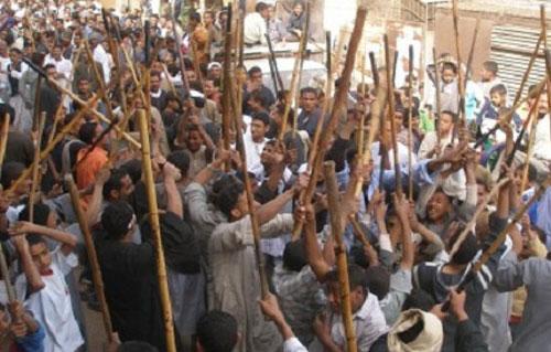 مصرع شخصين وإصابة 9 آخرين في اشتباكات بين عائلتين بنجع حمادي