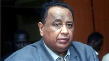 وزير الخارجية السوداني: الاتفاق على خطة مسارات جديدة في الحوار مع أمريكا