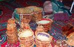 تدريب فتيات 3 قرى بالمنيا على الحرف التراثية
