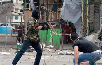 اشتباكات مسلحة أمام مصرف الأمان بالعاصمة طرابلس