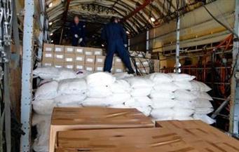 الأردن ترسل طائرة مساعدات إنسانية لليمن بحمولة 15 طنا من المواد الإغاثية