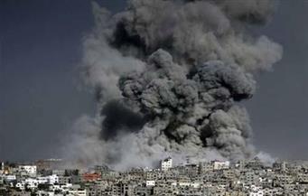 7 شهداء من سرايا القدس وكتائب القسام في قصف نفق جنوب قطاع غزة
