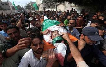 استشهاد فلسطينيين على الأقل في هجوم إسرائيلي جنوب غزة