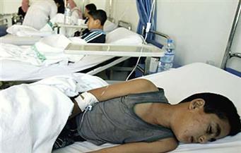 الصحة: خروج معظم حالات اشتباه التسمم الغذائي بعد تحسن حالتهم من مستشفيات ببني سويف