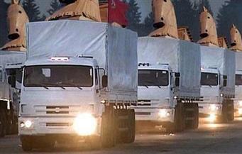 الأمم المتحدة: إصابة 18 شاحنة مساعدات في هجوم بحلب شمال سورية