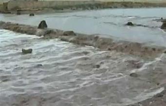 الأوحال تتدفق بمعدل 1500 متر في الثانية.. الفيضانات تجتاج شينجيانج  الصينية