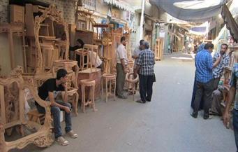 حقيقة إيقاف نشاط ورش الأثاث القديمة بدمياط بعد الانتقال لمدينة الأثاث الجديدة