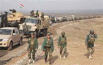"""حكومة كردستان العراق: دعم أمريكا غير المعادلة العسكرية ضد داعش لصالح """"البيشمركة"""""""