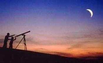 """""""العلوم الفلكية"""": الثلاثاء القادم غرة ربيع الآخر حسابيًا"""
